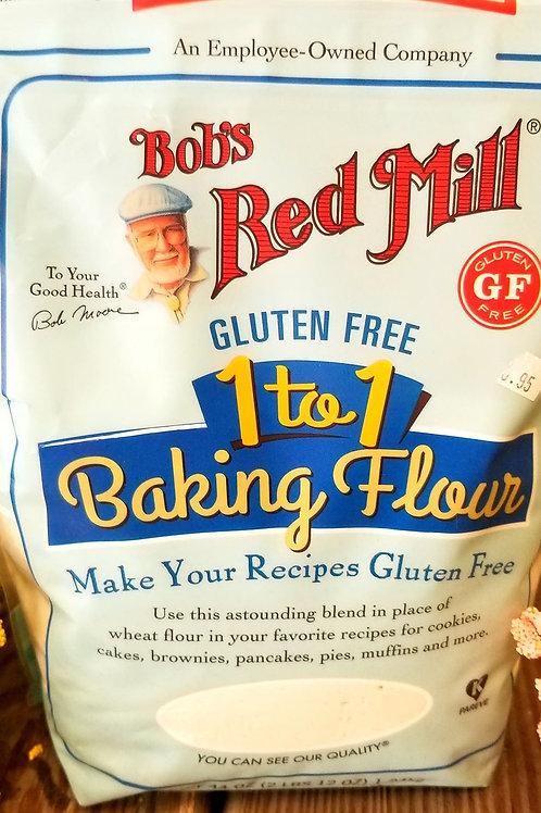 Gluten Free 1 to 1 Baking Flour