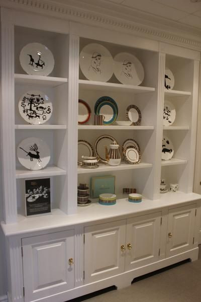 Open cabinet for crockery, timeless piece for perfect home