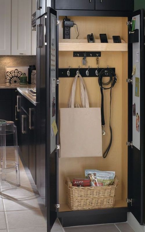 Utility Space for Kitchen