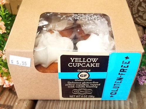 Gluten Free Cupcake 4 pk