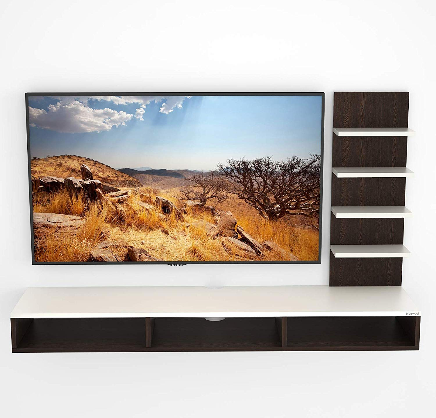 Bluewud Primax TV Unit