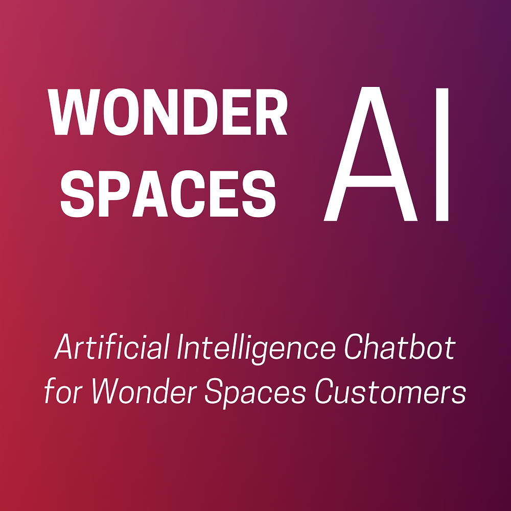 Wonder Spaces AI Chat Bot
