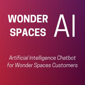 Wonder Spaces AI Chat Bot
