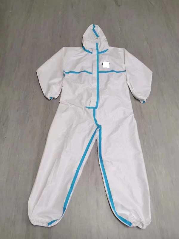 PPE KIT & Coverall Suit by Face Mask Exporters