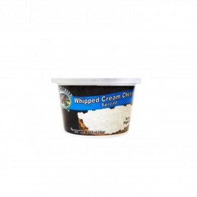 Whipped cream cheese