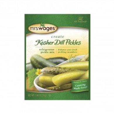 Kosher Dill Pickle refrigerator mix