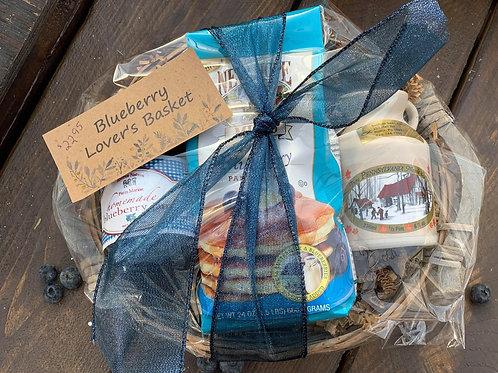 Blueberry Lover's  Gift Basket