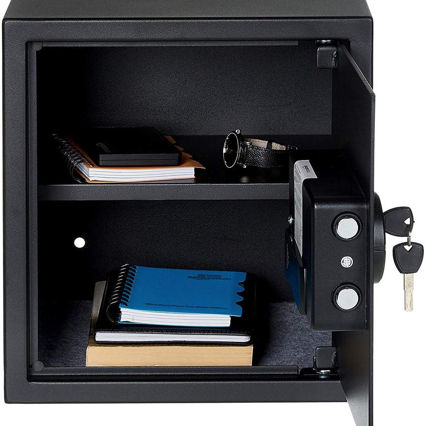 AmazonBasics Home Safe - 1.20 Cubic Feet(33.98 litres)