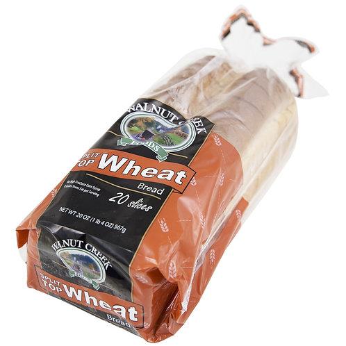 Split Top Wheat bread