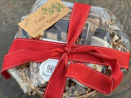 Maple Lover's Gift Basket