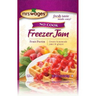 Freezer Jam No Cook