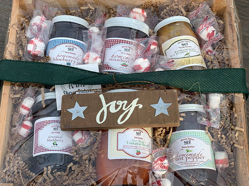 Shores Sisters Sampler Gift Basket