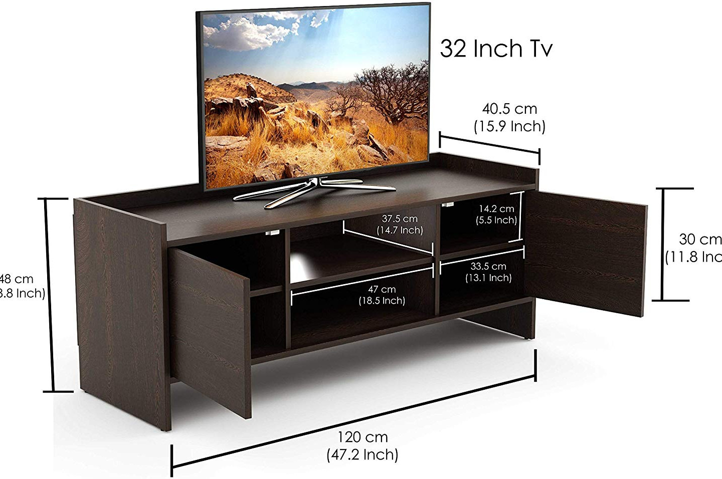 Charley TV Unit
