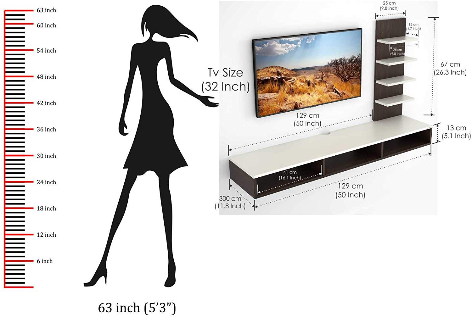 TV Unit under Rs. 5000
