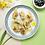 Thumbnail: 台灣 原味時代 低糖千張餃 香蔥雞肉 Dumpling Chicken breast with scallion