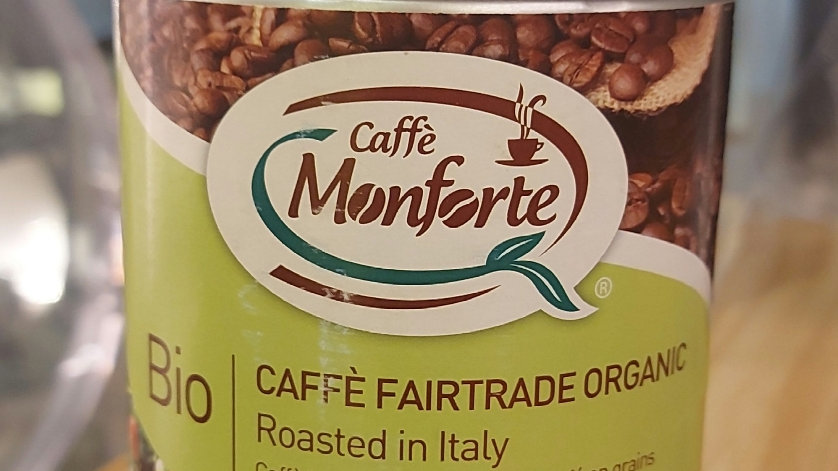 意大利Caffe Monforte Bio Fairtrade Organic Roasted