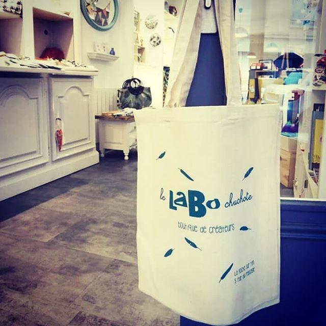 Tote-bag Le LABO chuchote