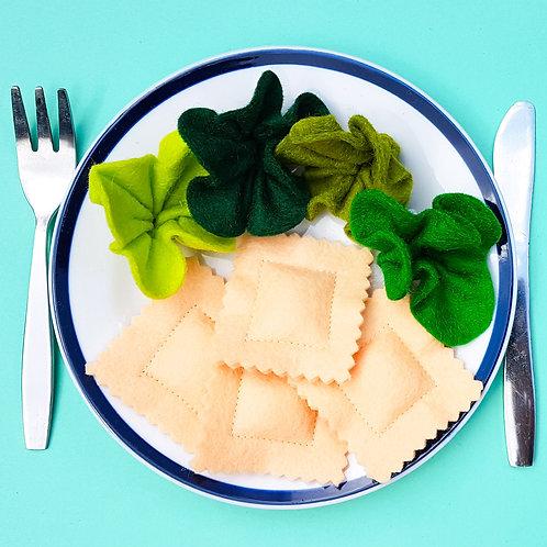 Ravioli salade