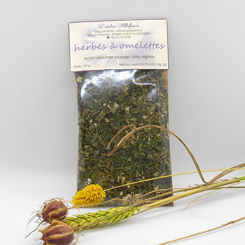 Herbes à omelettes