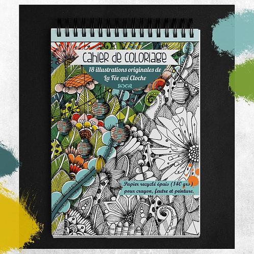 Cahier de coloriage 01