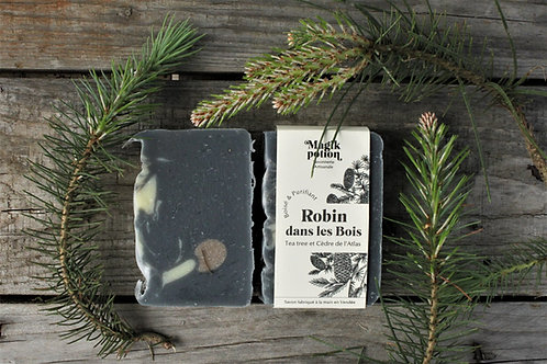 Robin dans les Bois - Savon