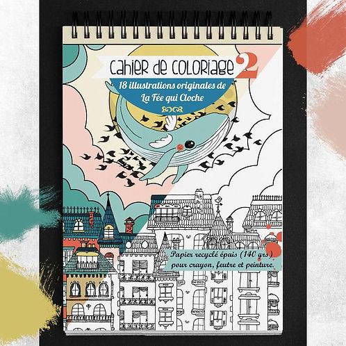 Cahier de coloriage 02