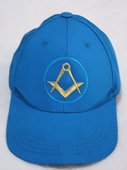 Masonic Golf Hat