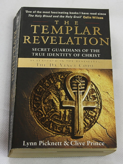 The Templar Revelation (Free Delivery)