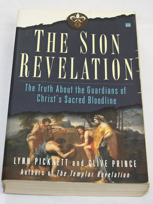 The Sion Revelation (Free Delivery)