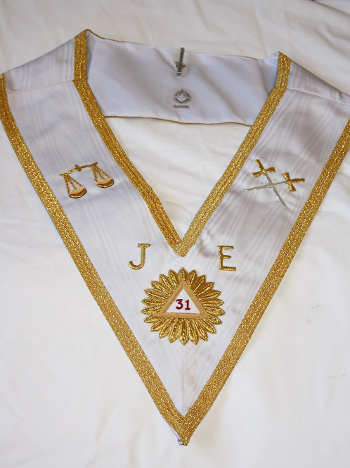 Australian Scottish Rite 31st Degree Collar