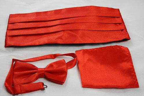 Red Cross of Constantine Cummerbund Set (Free Delivery)