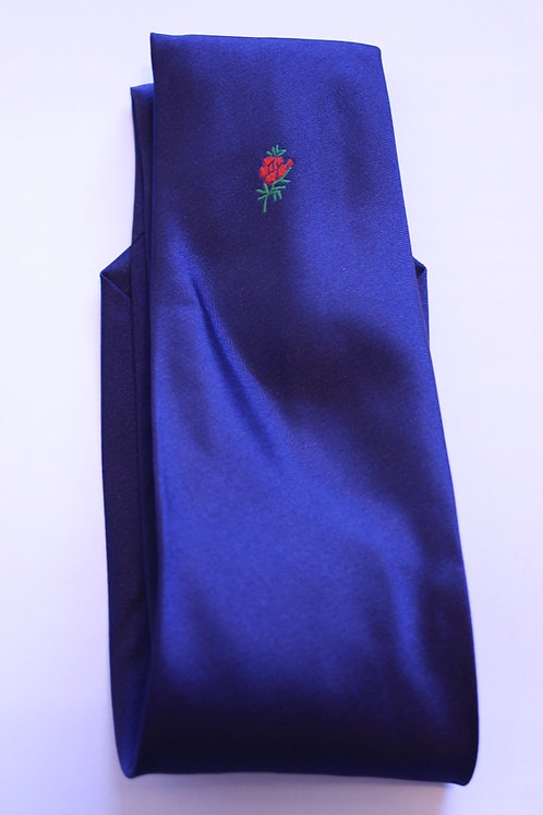 18th Degree Rose Croix Silk Tie