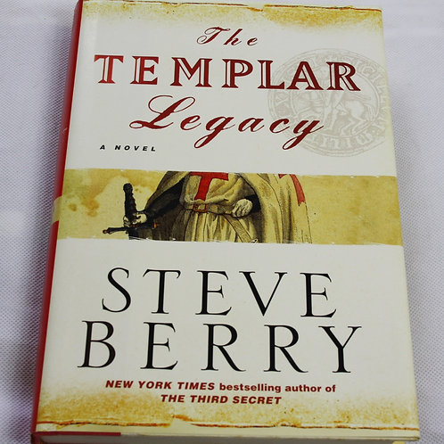 The Templar Legacy (Free Delivery)