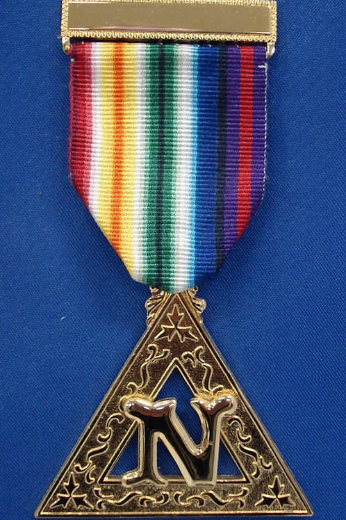 Royal Ark Mariner Commanders Noah Breast Jewel