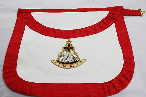 Scottish 18th Degree Apron (free Delivery)