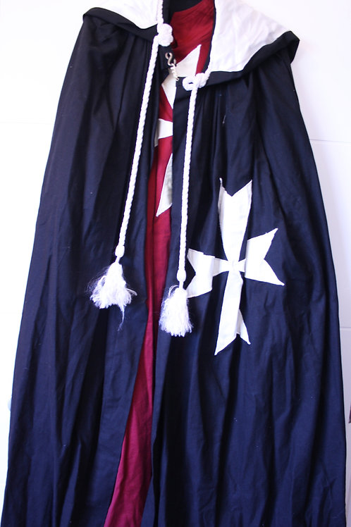 Pre-Owed Knights of Malta Outfit ( Free Delivery) Plus Extras