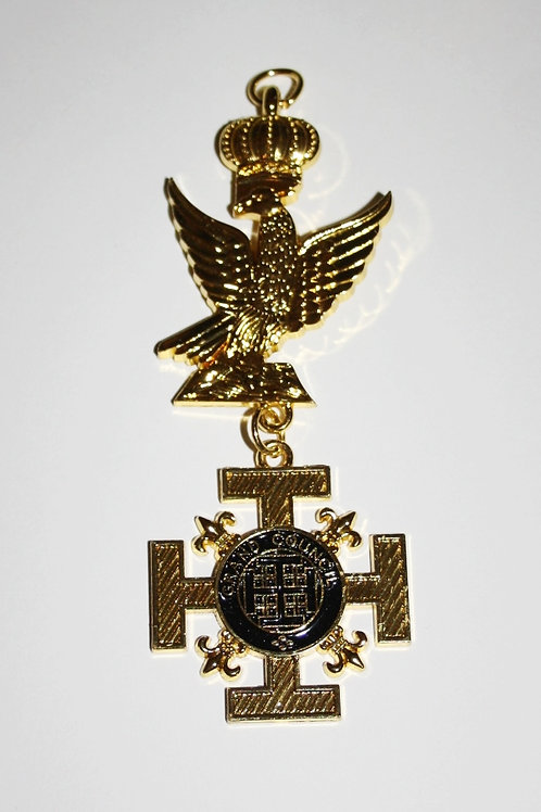 Red Cross of Constantine Grand Council Collarette Jewel