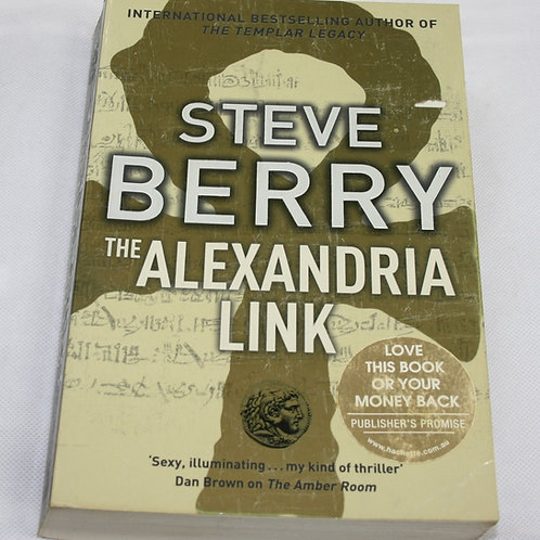 The Alexandria Link (Free Delivery)