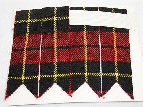 Scottish Highland Sock Flashers (Free Delivery)
