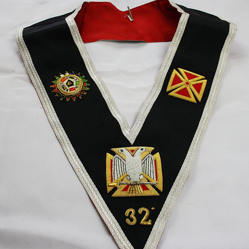 32nd Degree Collar (Free Delivery)