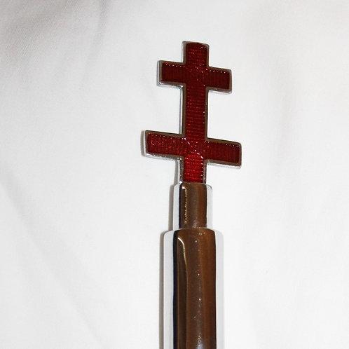 Knights Templar Preceptors Baton