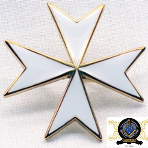 Knights of Malta Companions Hat Badge