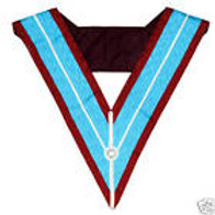 Mark Master Past master Collar (Free Delivery)