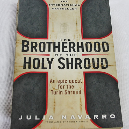 The Brotherhood of the Holy Shroud (Free Delivery)