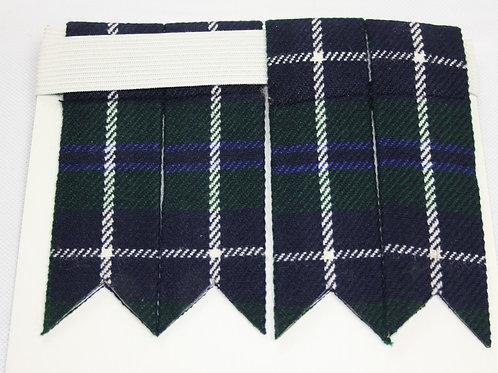 Scottish Highland Sock Flashers