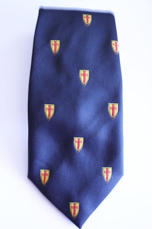 Knights Templar Silk Tie (Free Delivery)