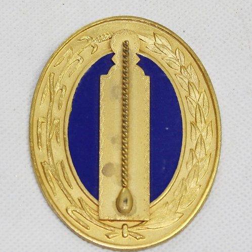 Grand Lodge Junior Wardens Collar Jewel (Free Delivery)