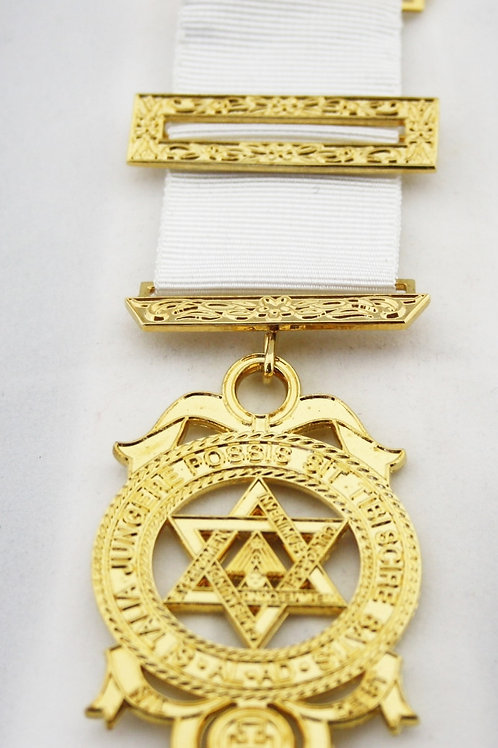 Royal Arch Companions Breast Jewel