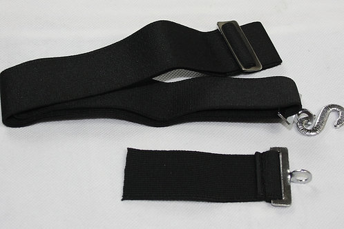 Replacement Black Apron Belt (Free Delivery)