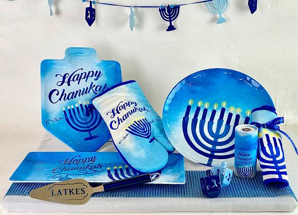 Hosting Chanukah!